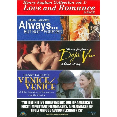 Henry Jaglom Collection, Vol. 1: Love and Romance (3 Discs) (Widescreen)