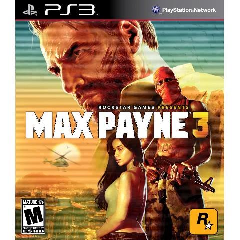 Max Payne 3 (PlayStation 3)