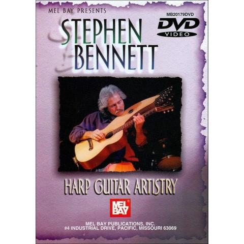 Stephen Bennett: Harp Guitar Artistry