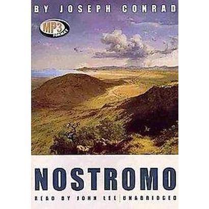 Nostromo (Unabridged) (Compact Disc)