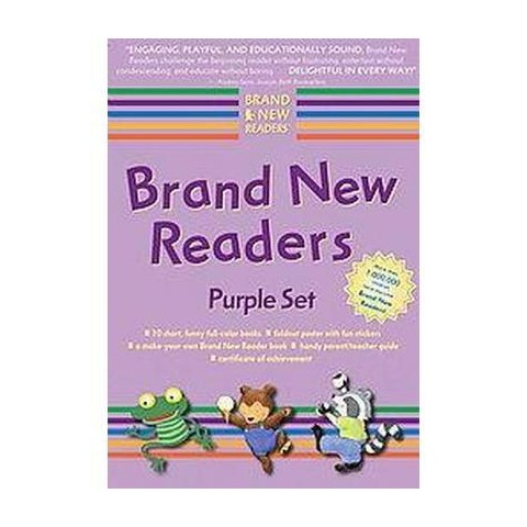 Brand New Readers Purple Set (Paperback)