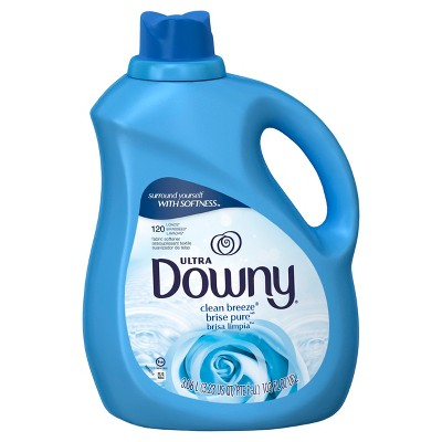 Ultra Downy® Clean Breeze™ Liquid Fabric Conditioner 103 Fl oz.