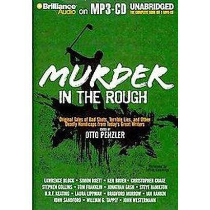 Murder in the Rough (Unabridged) (Compact Disc)
