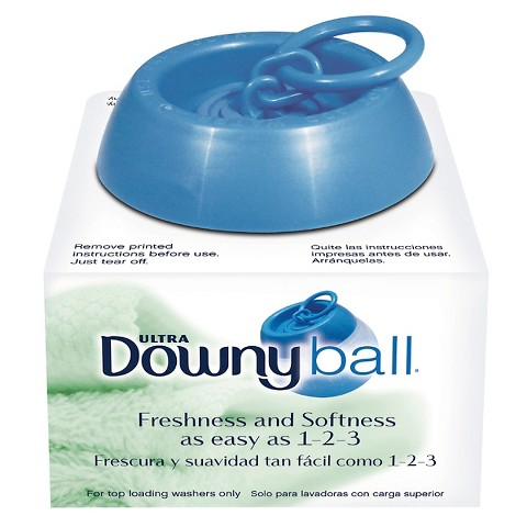 Downy Ultra Liquid Fabric Softener Dispensing Ball® 1 ct