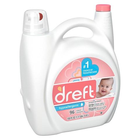 Dreft® Liquid Laundry Detergent - 150 oz