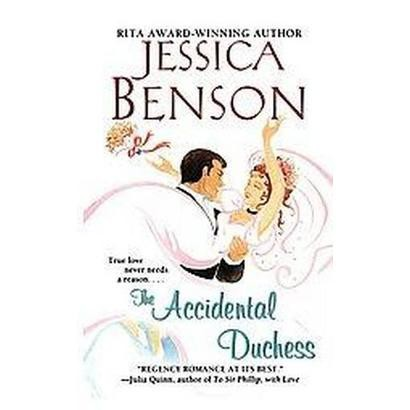 The Accidental Duchess (Reprint) (Paperback)