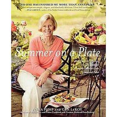 Summer on a Plate (Reprint) (Paperback)