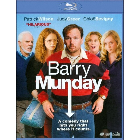 Barry Munday (Blu-ray) (Widescreen)