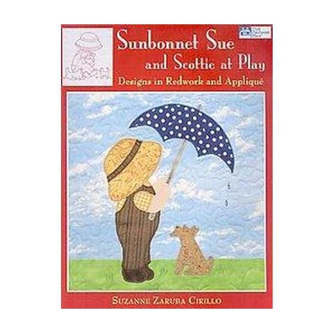 Sunbonnet Sue and Scottie at Play (Paperback)
