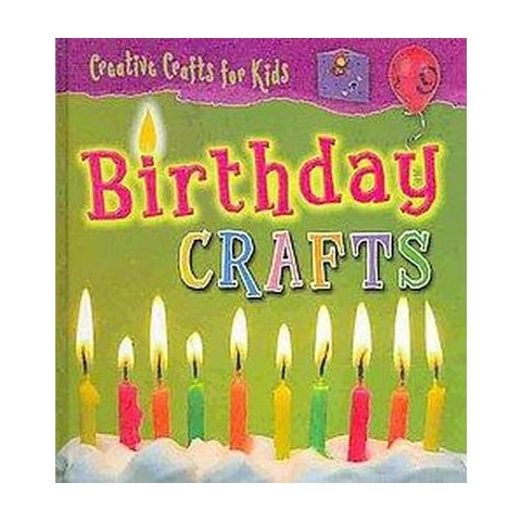 Birthday Crafts (Hardcover)