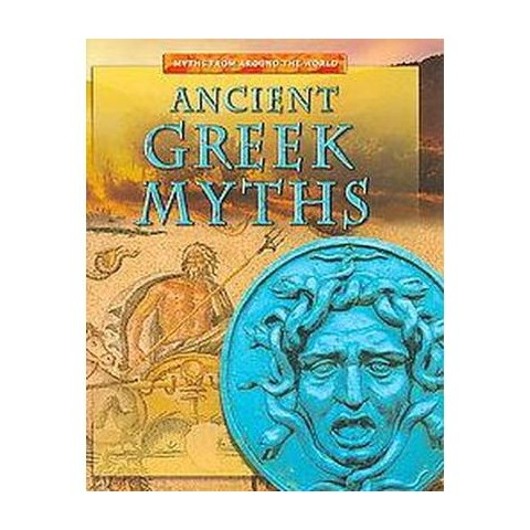 Ancient Greek Myths (Hardcover)