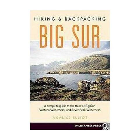 Hiking & Backpacking Big Sur (Paperback)