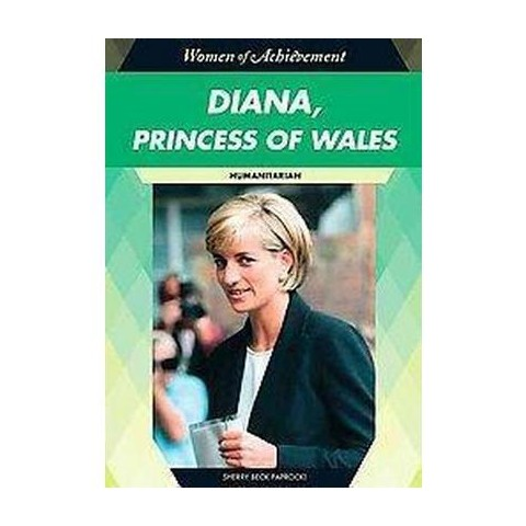 Diana, Princess of Wales (Hardcover)