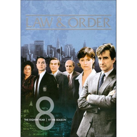 Law & Order: The Eighth Year (5 Discs) (Widescreen)