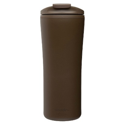 ALADDIN TRANSFORM TRAVEL MUG - BROWN (16OZ.)