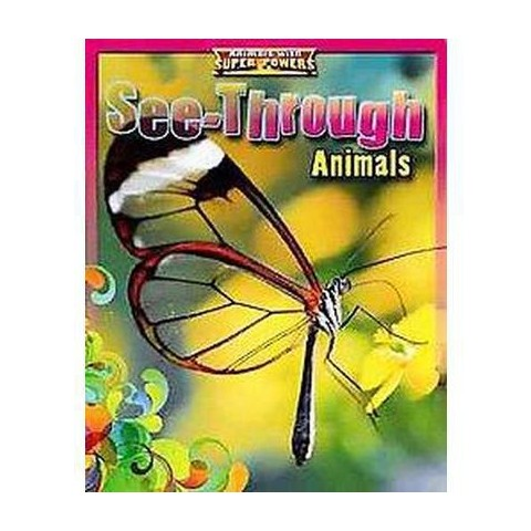 See-through Animals ( Animals With Super Powers) (Mixed media product)