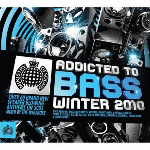 Ministry of Sound: Addicted to Bass Winter 2010