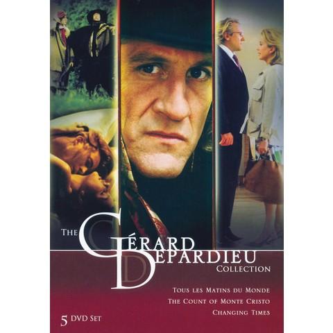 The Gerard Depardieu Collection (5 Discs) (Widescreen)