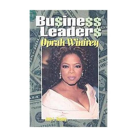 Oprah Winfrey ( Business Leaders) (Hardcover)