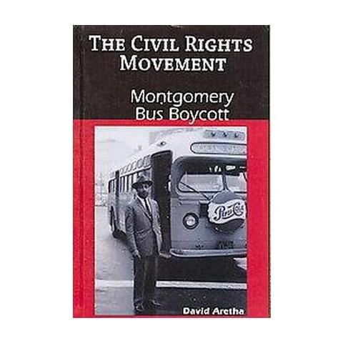 Montgomery Bus Boycott (Hardcover)