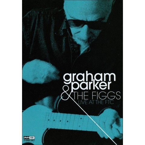 Graham Parker & the Figgs: Live at the FTC (2 Discs) (DVD/CD) (Widescreen)
