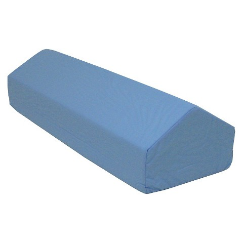 Mabis Healthcare Elevating Leg Rest - Blue