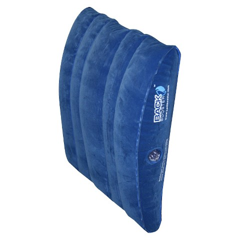 Back Booster Portable Lumbar Support - Blue