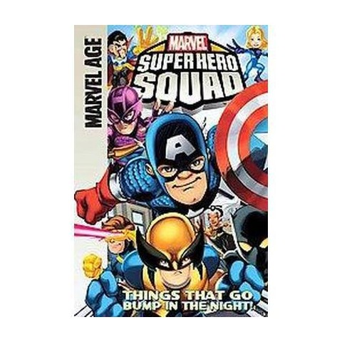 Super Hero Squad: Things That Go Bump in the Night! (Reprint) (Hardcover)