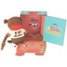 I Love Monkey Discovery Kit (Mixed media product)