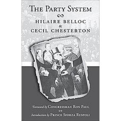 The Party System (Paperback)