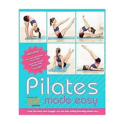Pilates Made Easy (Mixed media product)