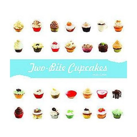 Two-bite Cupcakes! (Hardcover)