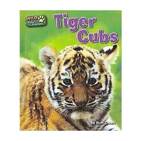 Tiger Cubs (Mixed media product)