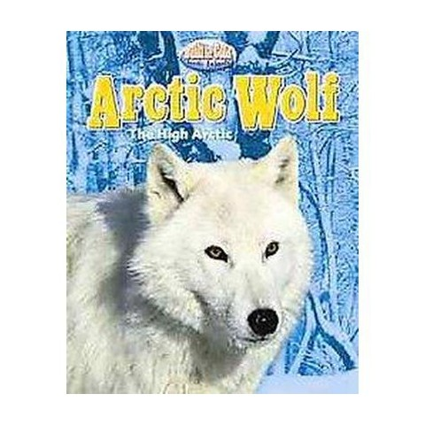 Arctic Wolf (Mixed media product)