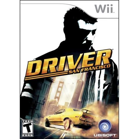 Driver: San Francisco (Nintendo Wii)