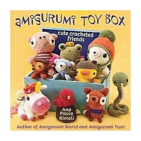 Amigurumi Toy Box (Paperback)