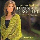 Get Hooked on Tunisian Crochet (Paperback)