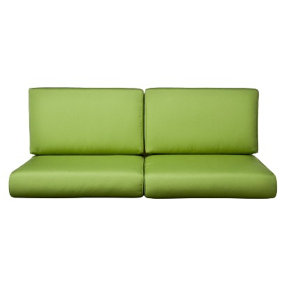 Smith & Hawken® Premium Quality Avignon® 4-pc. Sofa Cushion Set - Green