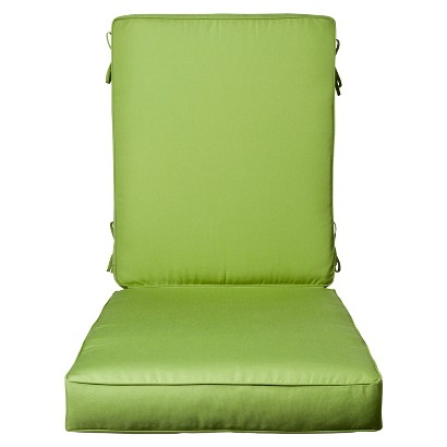 Smith & Hawken® Premium Quality Avignon® Chaise Cushion - Green