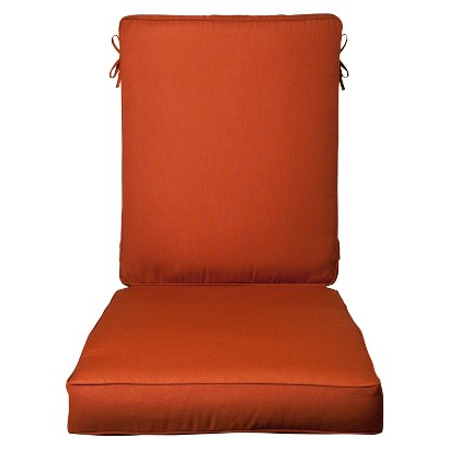 Smith & Hawken® Premium Quality Avignon® Chaise Cushion - Rust