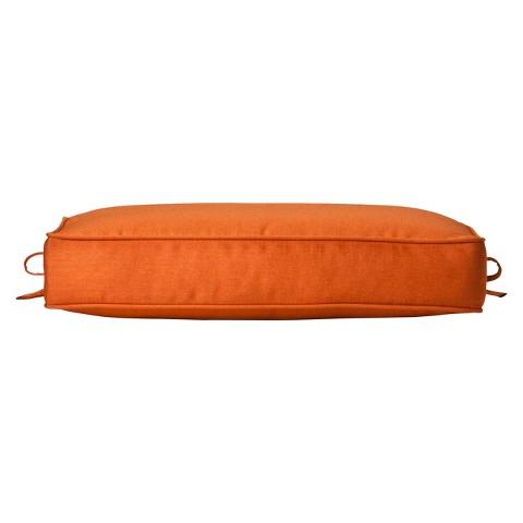 Smith & Hawken® Premium Quality Avignon® Chair Cushion - Rust