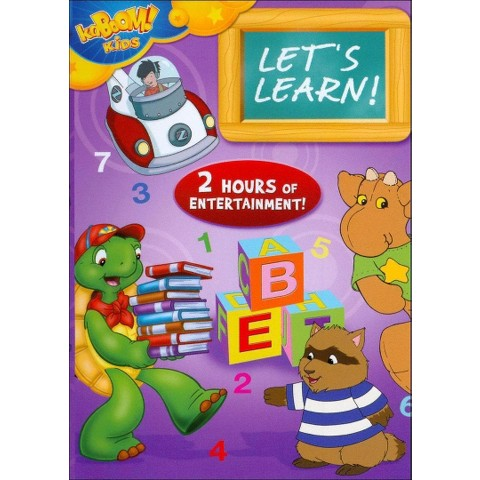 kaBOOM! Kids: Let's Learn!