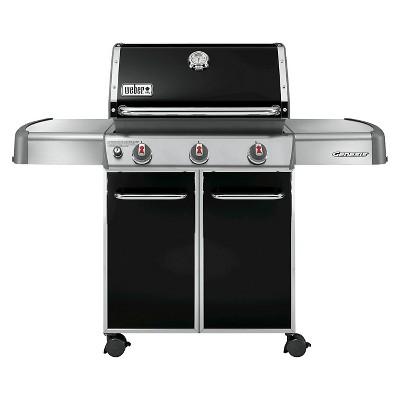 Weber® Genesis® E-310 LP Gas Grill - Black