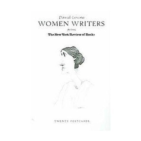 Women Writers from the New York Review of Books, a Postcard Book (Paperback)