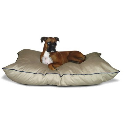 "Majestic Super Value Pet Bed - Khaki (Large - 28x35"")"