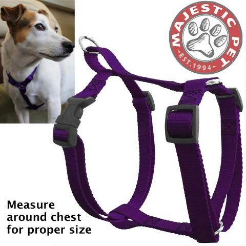 Majestic Pet Harness - Purple