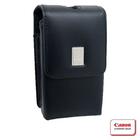 Canon PSC 55 Leather Camera Case - Black (1588B001)
