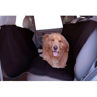Majestic Pet Hammock Back Seat Cover - Black