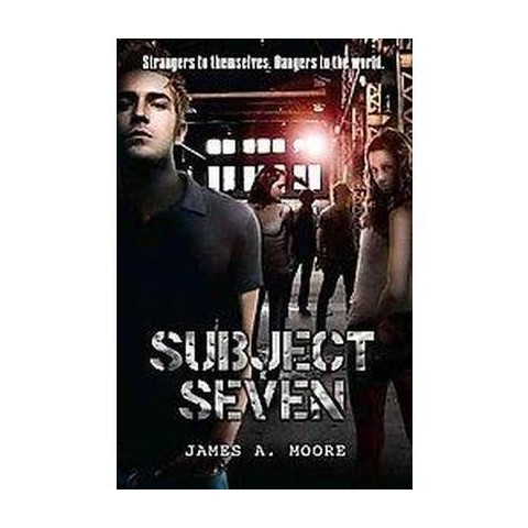 Subject Seven (Paperback)