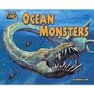 Ocean Monsters ( Dino Times Trivia) (Hardcover)